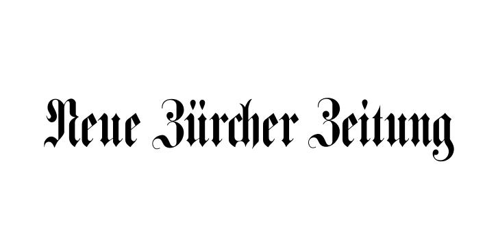 logo of Neue Zürcher Zeitung