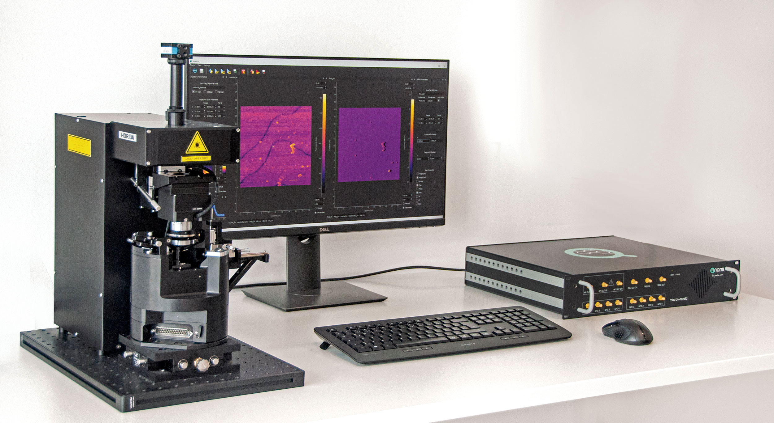 Qnami ProteusQ Scanning NV Microscopy system