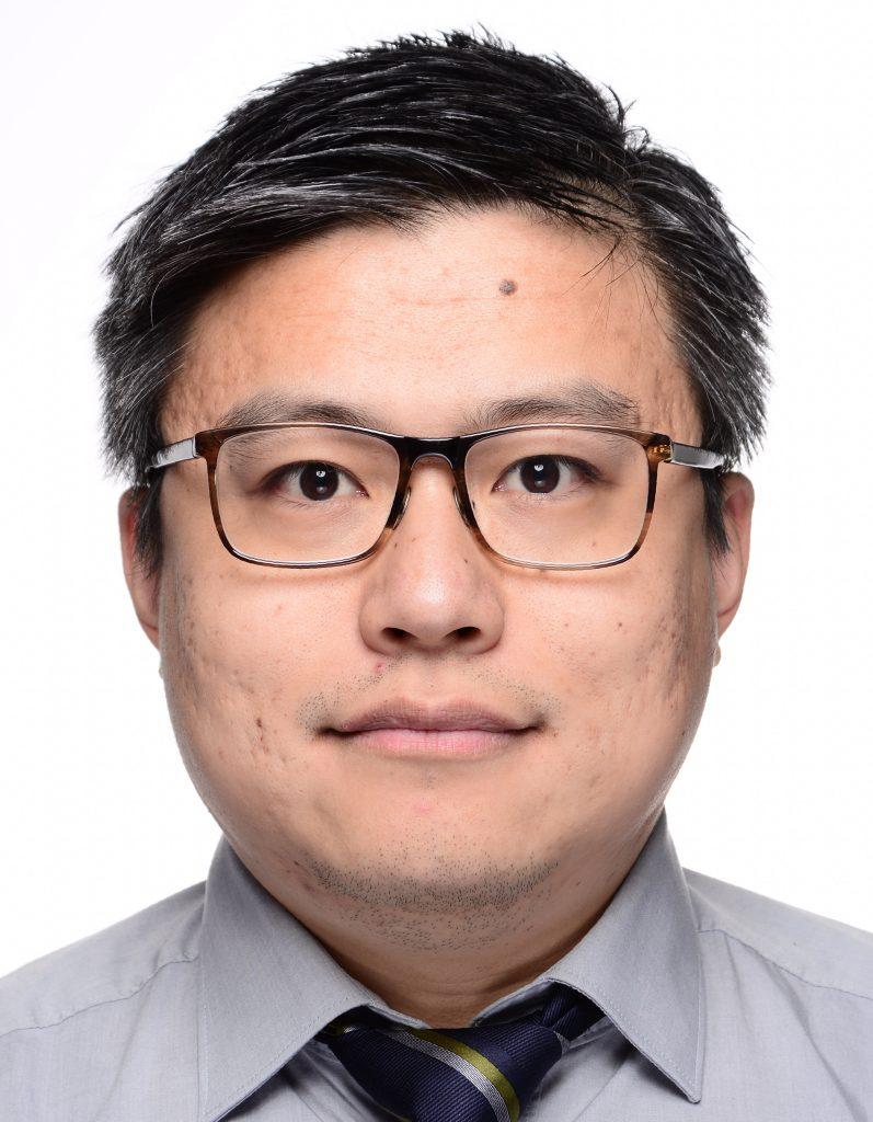 Portrait of Hai Zhong