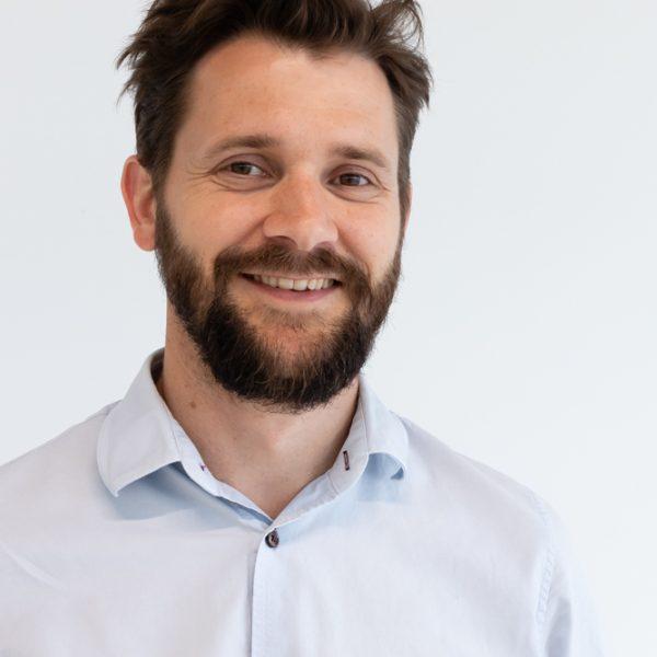 Qnami team member Mathieu Munsch