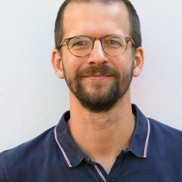 Qnami team member Patrick Maletinsky