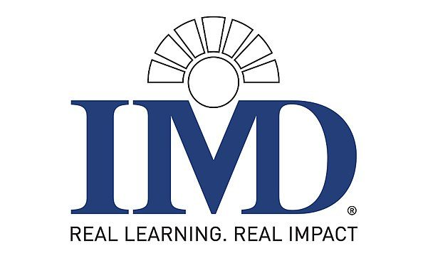 Logo of IMD - Real Learning. Real impact.